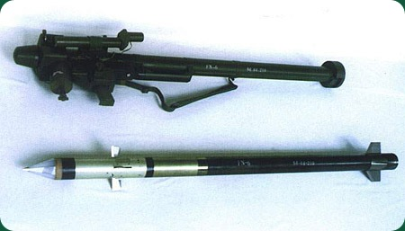 Chinese made FN-6 MANPAD